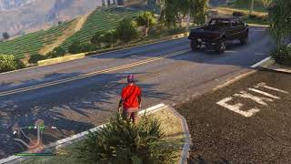 Grand Theft Auto V - What NPC do in there sparetime