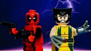 LEGO Super Heroes - Wolverine/Deadpool Team-Up
