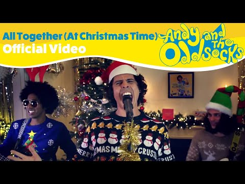Andy and the Odd Socks - 'ALL TOGETHER (AT CHRISTMAS TIME)'