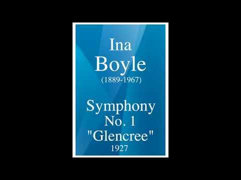 Ina Boyle (1889-1967) : Symphony No. 1