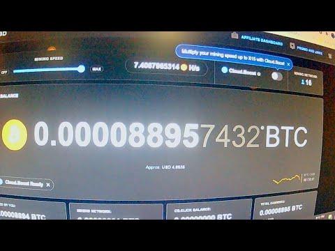 CryptoTab Browser Counting Sats