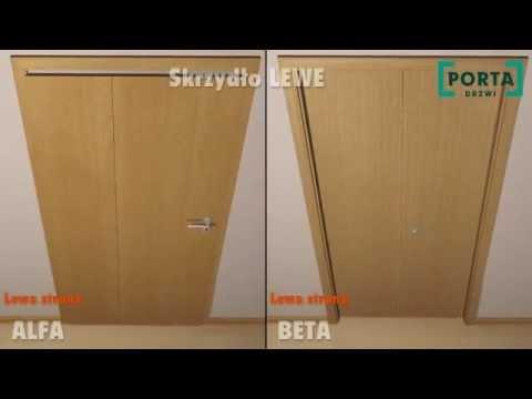 Portadoors - systém dverí Alfa Beta & Portadoors - systém dverí Alfa Beta - YouTube