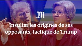 Insulter les origines de ses adversaires, tactique de Donald Trump en campagne