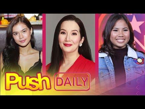 PUSH DAILY TOP 3: Maris Racal, Kris Aquino and Lie Reposposa