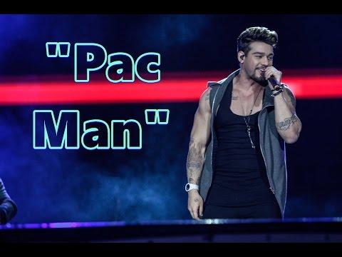 """Lucas Lucco - """"Pac-Man"""" (Karaoke Oficial) Lyrics"""