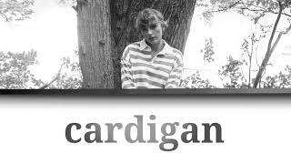 Taylor Swift - Cardigan ( Lyrics Video )