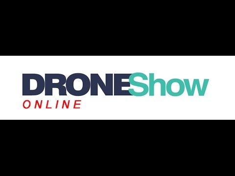 DroneShow Online - 23 a 26 de Novembro