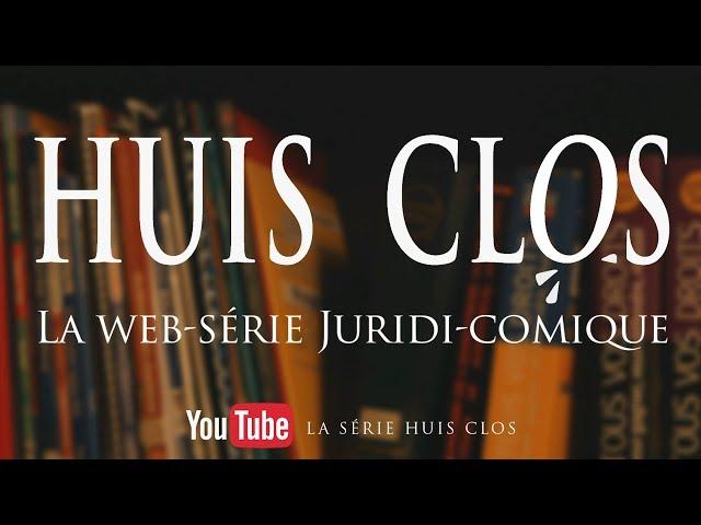 Huis Clos #Bande annonce Saison 1