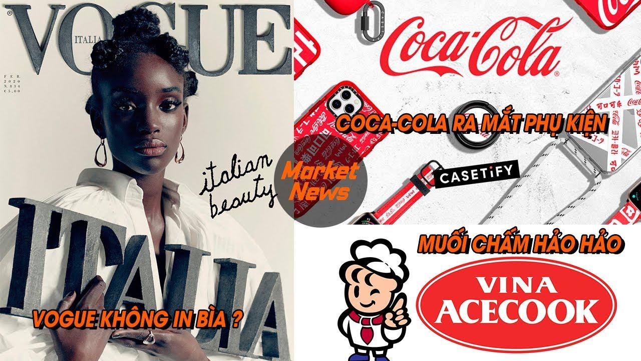 MarketNews #3 | Hảo Hảo ra mắt muối chấm, Coca-Cola hợp tác cùng Casetify |MaC FTU