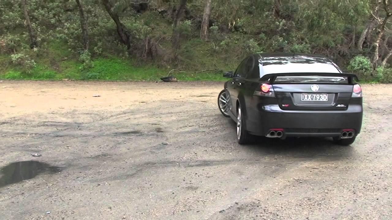 Holden Commodore Ve Ssv V8 Youtube