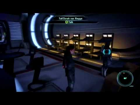 Mass Effect Renegade 57 - Lost Freighter