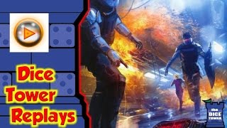 Dice Tower Replay: FUSE
