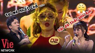 """Cô Gái Nhảy """"Bánh Trôi Nước"""" Cực Nóng Bỏng Khiến Trấn Thành Quên Luôn Hari Won Bên Cạnh l GCBA Mùa 2"""