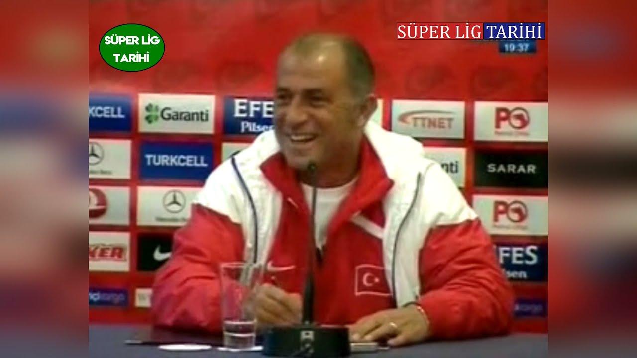 Fatih Terim: İmkansız Yoktur, Mucizeler Zaman Alır! - EURO 2008 Basın Toplantısı