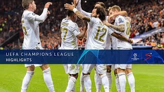 UEFA Champions League | Galatasaray v Real Madrid | Highlights