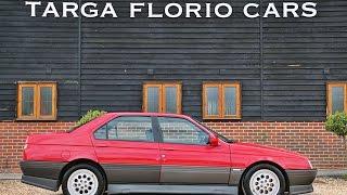 Альфа Ромео 164 конюшини конструкція V6 Пінінфаріна 5-ступінчаста механічна для продажу в Альфа-Червоний Лондон, Великобританія