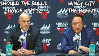 NBA Draft Day Trades 2019 || Hawks pick 4th ; Wolves pick 6th; What should The Bulls Do?
