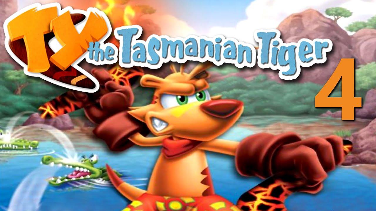 โหลดเกมส์ [PC] TY the Tasmanian Tiger - โหลดเกมส์ PC ฟรี