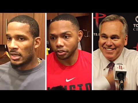 Rockets React To James Harden's 56 Point Game vs Jazz