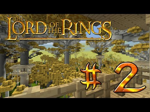 ► CZ Let's Play ║ MC: Lord of the Rings ║ #2 ║