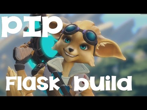 paladins how to play pip