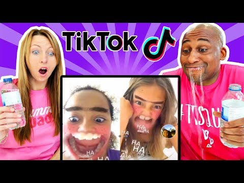 TIANA'S TIK TOK TRY NOT TO LAUGH CHALLENGE!! Best Memes