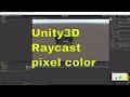 Raycast Pixel and Image Hotspot - Unity