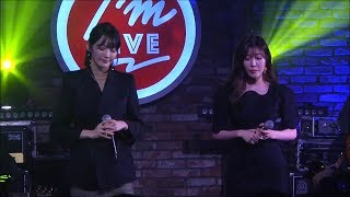 Davichi 다비치 - Don`t Say Goodbye (I`m Live Show)