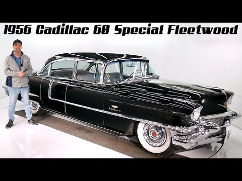 1956 Cadillac 60 Special Fleetwood For Sale At Volo Auto Museum (V18683)
