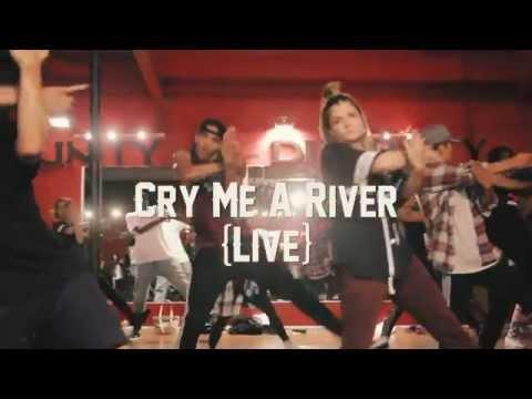 """Justin Timberlake - """"Cry Me a River"""" - JR Taylor Choreography"""
