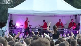 Kraftklub - Leben ruinieren live @ Delta Essen 05.06.2017