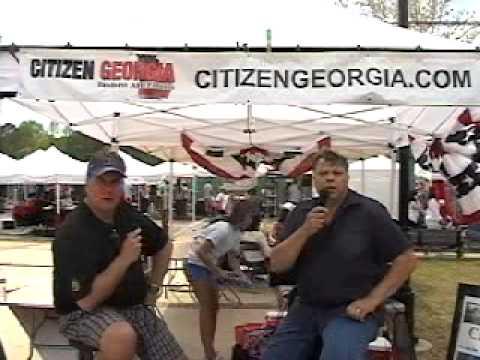Citizen Georgia Interview with Larry Mrozinski