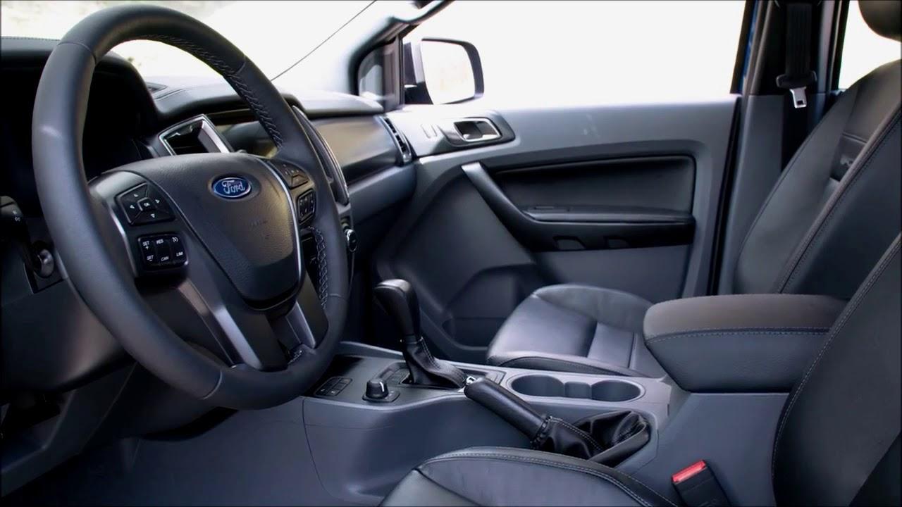 2019 Ford Ranger Wildtrak Interior Exterior Youtube