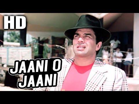 Jaani O Jaani | Kishore Kumar | Raja Jani 1972 Songs | Dharmendra