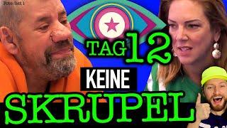 Danni Büchner NUTZT JENS AUS! ALLE gegen UWE! Promi Big Brother 2021 Folge 12