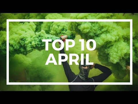 TOP 10 ULTRAS - APRIL 2018