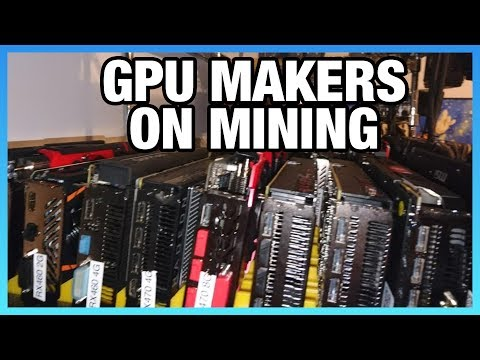 How Manufacturers Feel About Mining