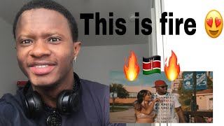 Sierra Leonean React To Khaligraph Jones - Roll With You (official Video) 🔥 🇰🇪
