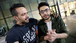 Youtube FanFest 2018 Delhi with CarryMinati