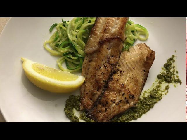 Sautéed Tilapia (Local Fish, Local Flavors)