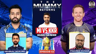Pollard vs Dre Russ: The Clash of the WI Titans | Mummy Returns | KKR vs MI | Ashwin | #IPL2021