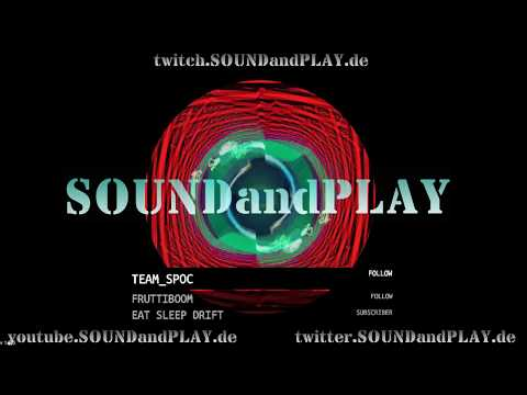 🔴 SOUNDandPLAY on AIR - Chill - Ambient - 18:00Uhr to 24:00 ! all copyright free sounds #034