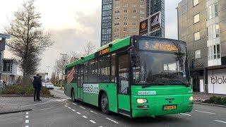 Qbuzz in Dordrecht (MAN, Volvo, Iveco, Rošero) | 4K | Stadsbus