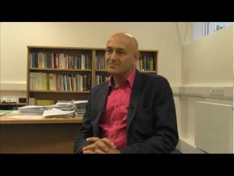 Professor Jim Al-Khalili on the emerging field of Quantum Biology - University of Huddersfield