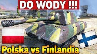 DO WODY! - Polska vs Finlandia - G100 vs RSOP - World of Tanks