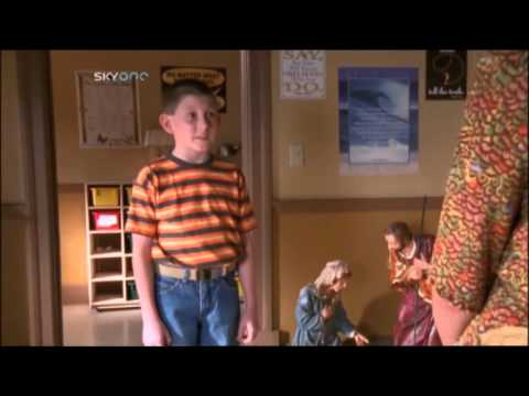 Malcolm In the Middle, Dewey's views on religion