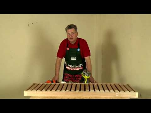 How To Build A D.I.Y. Slatted Shelving Unit - D.I.Y. At Bunnings