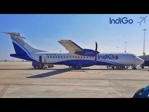 IndiGo ATR 72-600 | Bangalore ✈ Calicut | Flight Report | HD