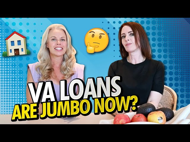 VA Loans Are Now Jumbo Loans?? VA Home Loan Update 2021 - The Truth About VA Jumbo Loans 🏠