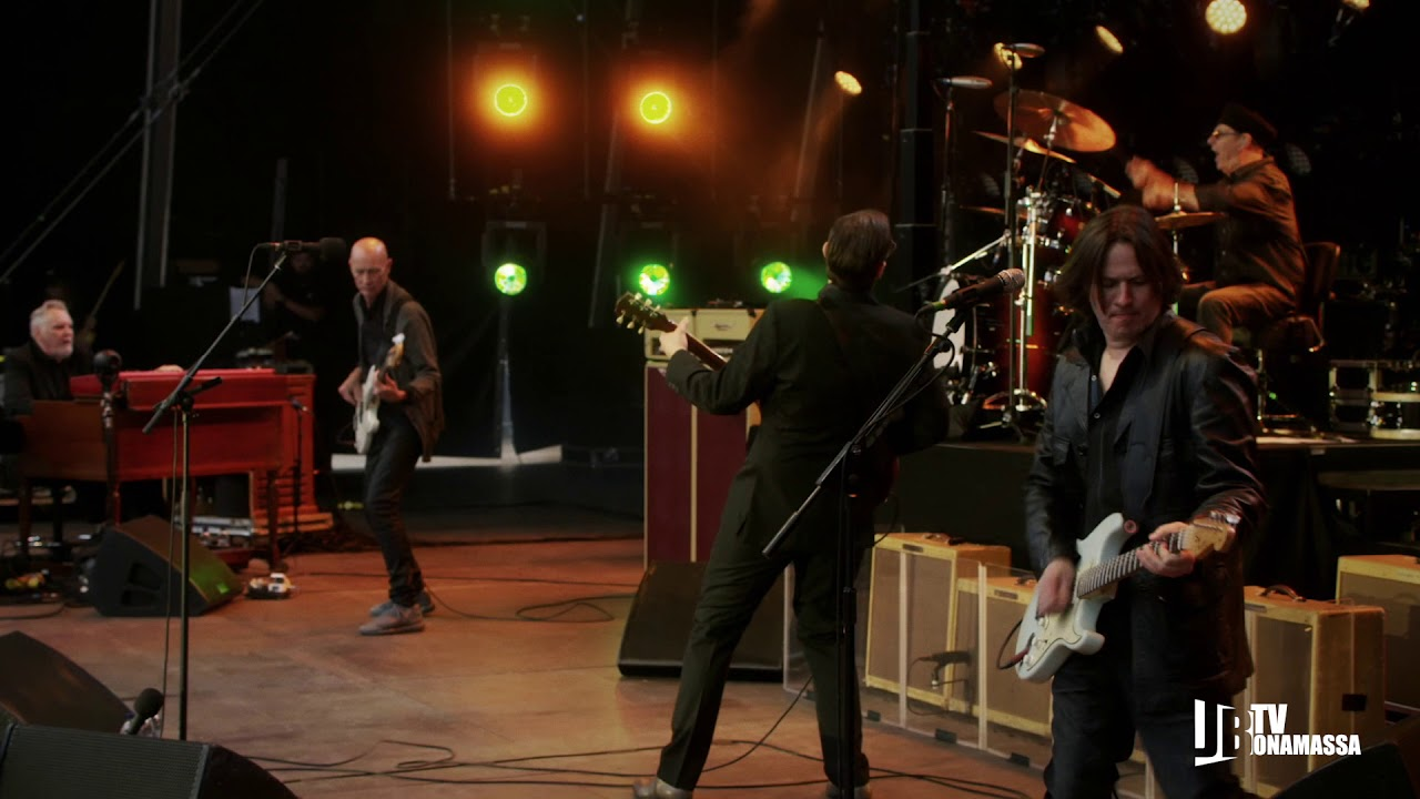 Joe Bonamassa British Blues Explosion Live - Official Trailer